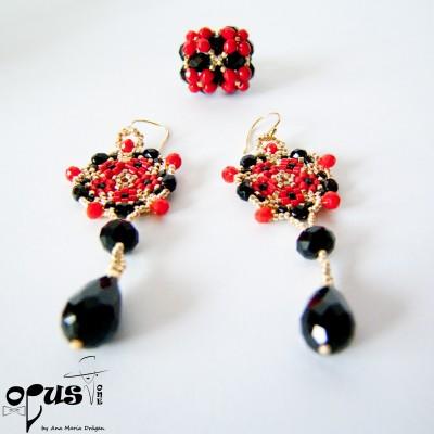 Set Bijuterii Opus One Love Jewel