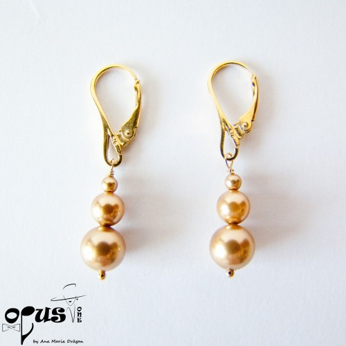 Set Bijuterii Brilliant Pearls