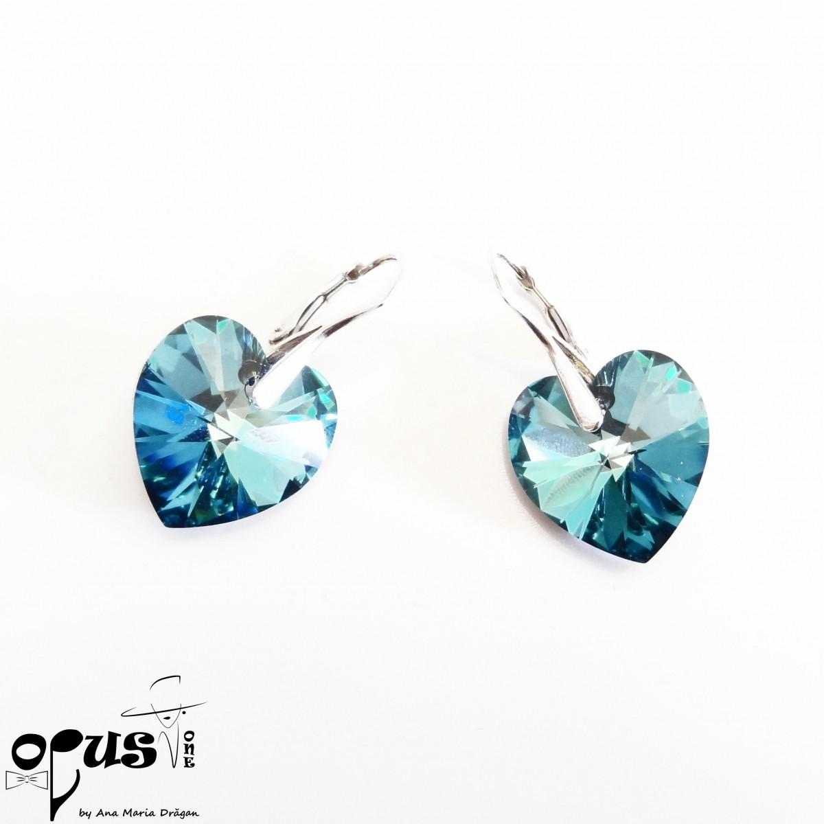 Cercei Bermuda Blue Love