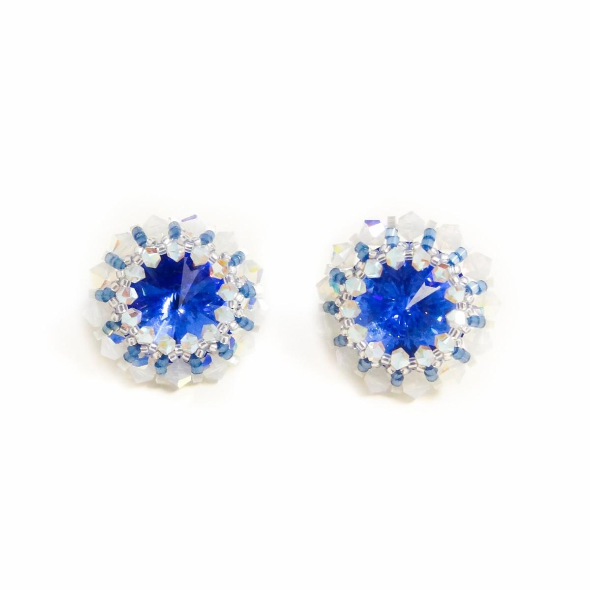 Cercei Flower Blue Love