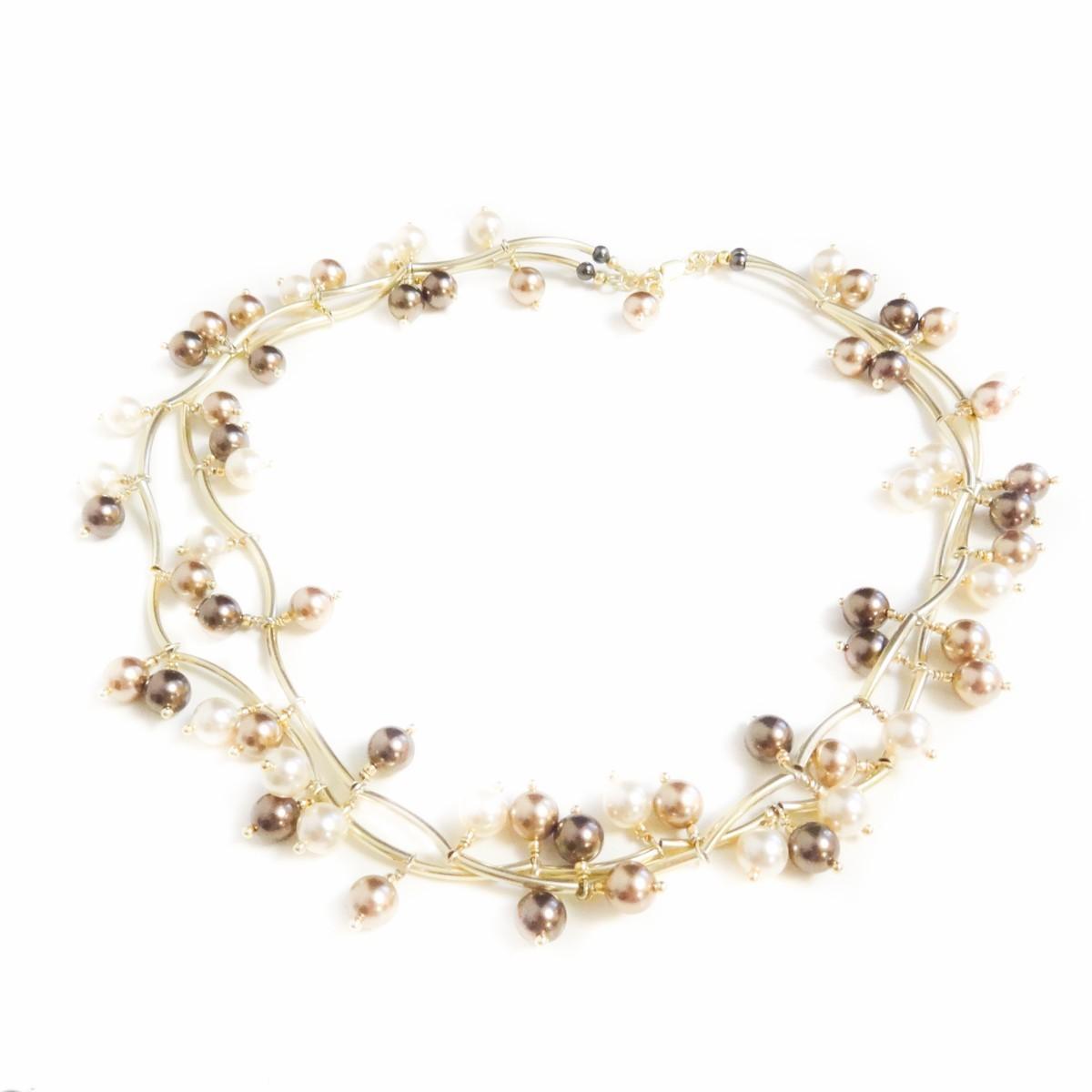 Colier Sweet Pearls Wear