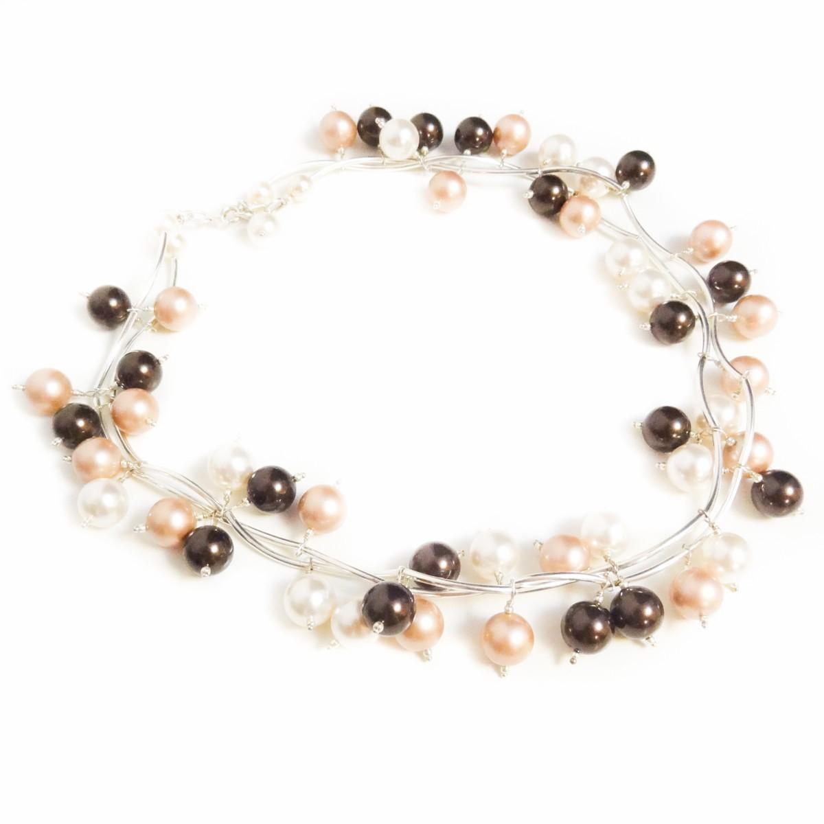 Colier Super Pearls Wear