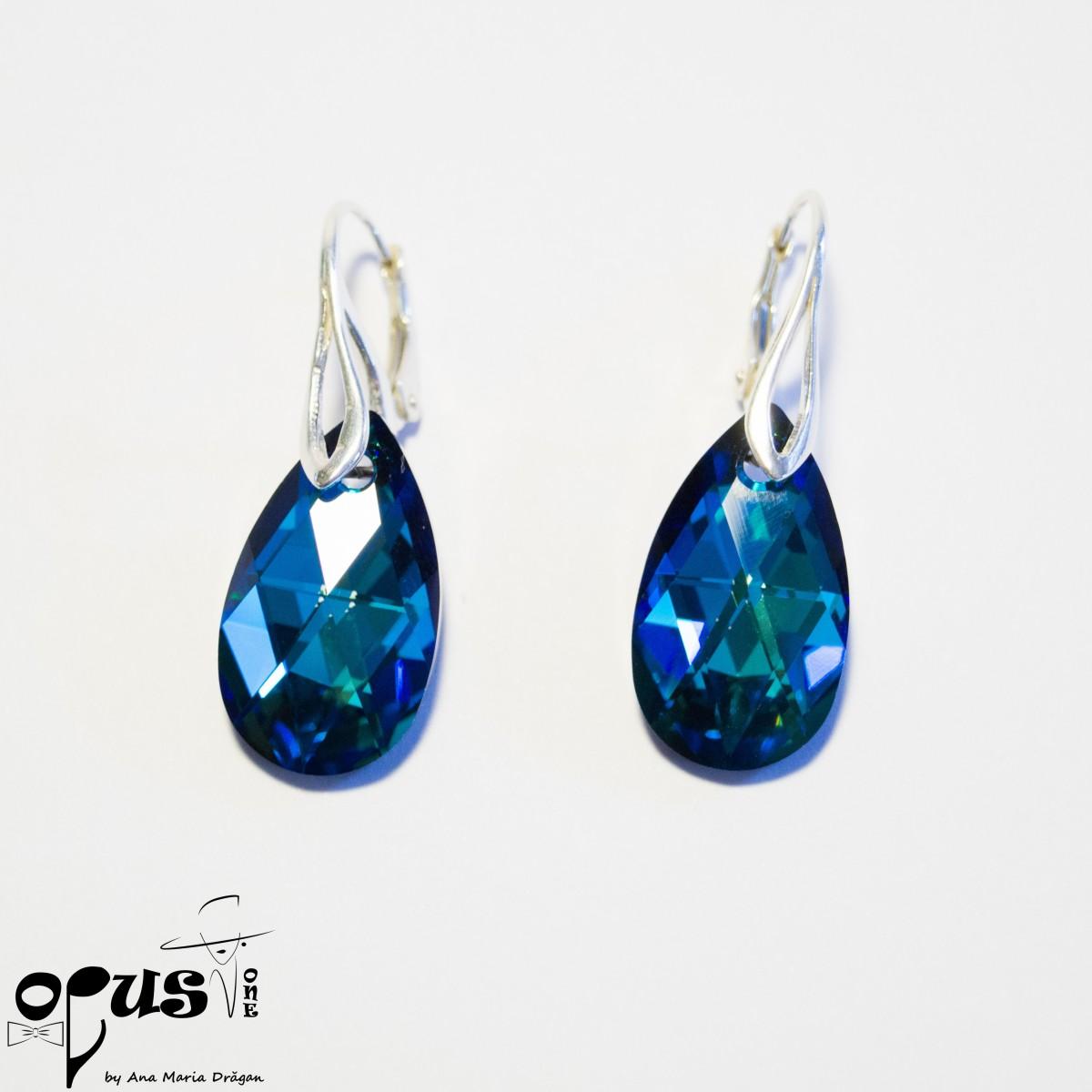 Cercei Bermuda Blue Sprinkle