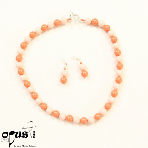 Set Perle Orange