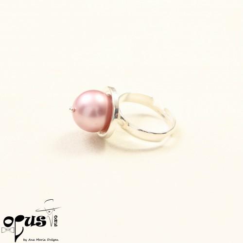 Set Rose Pearls