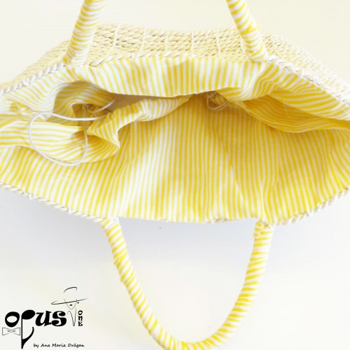 Geanta de Plaja Yellow